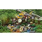 Lego-City-60162-Elicottero-nella-Foresta