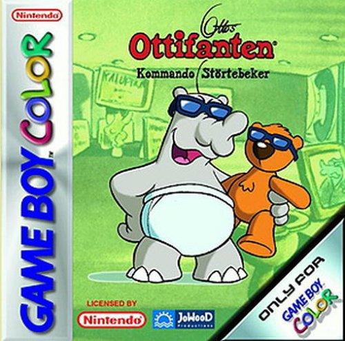Ottifanten - Kommando Störtebecker (für GameBoy Advance)