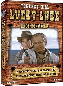 Lucky Luke - Die Serie: Episode 7+8