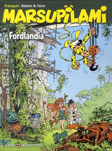 Marsupilami - tome 6 (OP Vu à la télé)