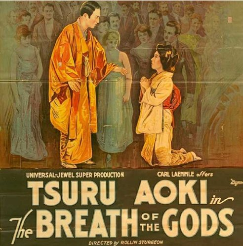 The Breath of the Gods Plakat Movie Poster (11 x 17 Inches - 28cm x 44cm) (1920)
