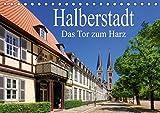 Halberstadt - Das Tor zum Harz (Tischkalender 2018 DIN A5 quer): Eine Bilderreise durch Halberstadt (Monatskalender, 14 Seiten ) (CALVENDO Orte) [Kalender] [Apr 01, 2017] LianeM, k.A.