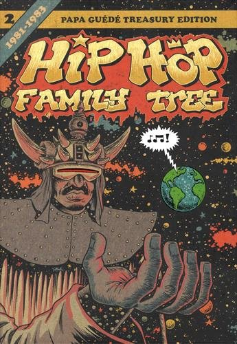Hip Hop Family Tree T.2 1981-1983 par Ed Piskor