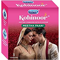 PleasureWorld - Kohinoor Kondome, Meetha Paan- 3s preisvergleich bei billige-tabletten.eu