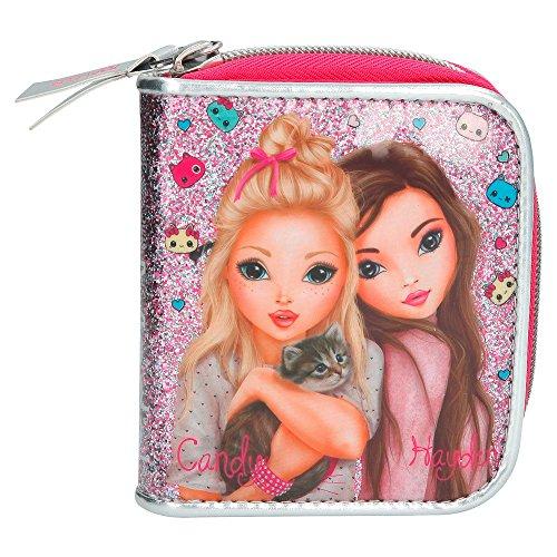 Top Model Kinderbörse Geldbörse für Mädchen Motiv Candy und (Candy Geldbörsen)