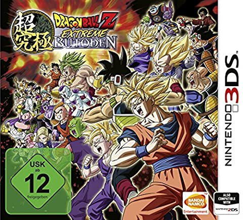Dragonball Z Extreme Butoden [import allemand]