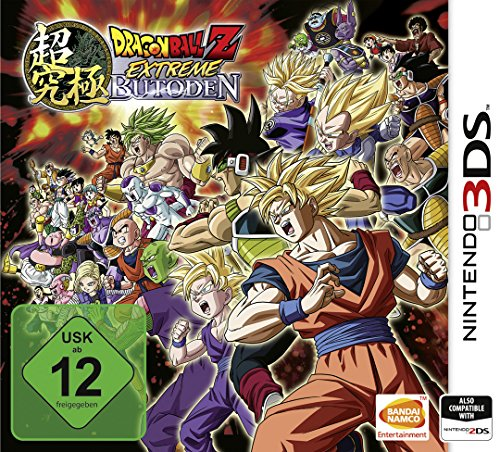 Dragonball Z - Extreme Butoden (Dragon Ball-karten-box)