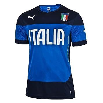 maglia allenamento italia puma