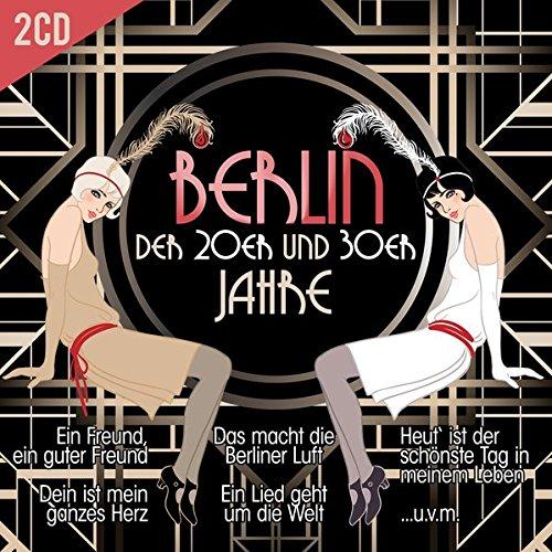 Berlin der 20er und 30er Jahre, Musik für die Mottoparty