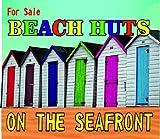 Tappetino per mouse 4126vendita per cabine da spiaggia sul Seafront divertente di divertimento del mouse