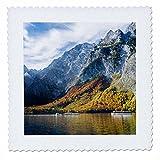3dRose Bootsfahrt am Koenigssee, Berchtesgaden NP, Bayern,
