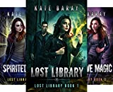 Lost Library (4 Book Series)