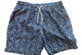 Hackett London – Short de bain – Homme bleu Blu fantasia dinosauri Small