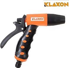 Klaxon Plastic Water Spray Gun (Black)