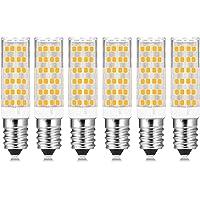 Lampadine LED E14 7W Luce Fredda 6000K, Equivalenti a 60W Incandescenza, Non Dimmerabile, 600 Lumen, AC 230V, Lampadina…