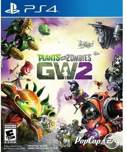 Plants vs. Zombies Garden Warfare 2 - PlayStation 4 by Electronic Arts (Plants Vs Zombies 2)