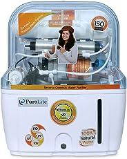 Purolite Water Purifer Ro+Uv+Uf+Tds Control New Technology (Purolite-022)