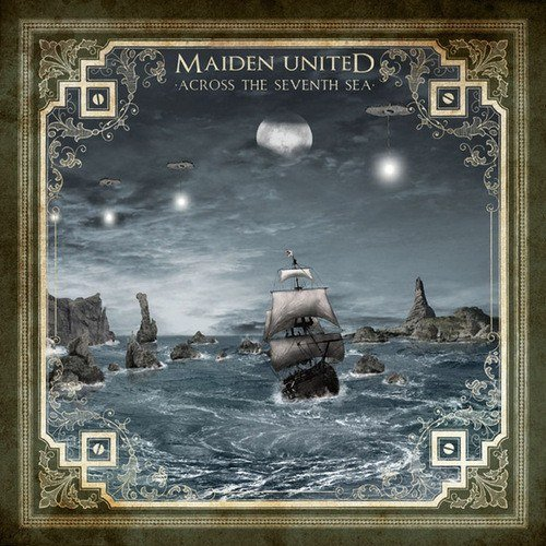 Maiden United: Across Seventh Sea (Audio CD)