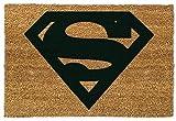 Bada Bing, zerbino, tappetino in cocco, 60x 40 cm superman