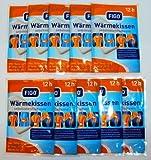 FAIRWARE-DIREKT® 10er Pack FIGO Wärmekissen 12 h selbstklebend, Wärmepflaster, Schmerzpflaster