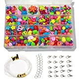 Best Toys For A 6 Year Old Girls - Ewparts Children DIY Bracelet Bead Art & Jewellery-Making Review