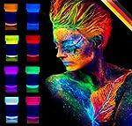 neon nights UV-Licht Bodypainting Sch...