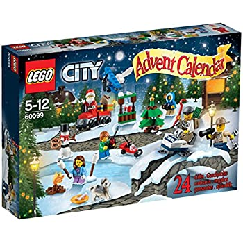 LEGO City 60099 Advent Calendar: Amazon.co.uk: Toys & Games