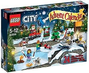 LEGO City - 60099 - Jeu De Construction - Le Calendrier De L'avent