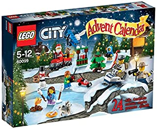LEGO City 60099 - Adventskalender (B00SDTYX2Q) | Amazon price tracker / tracking, Amazon price history charts, Amazon price watches, Amazon price drop alerts