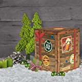 BIERE DER WELT Geschenk Box für Männer + gratis Bierbuch + Geschenkkarten + mehr. Bierset mit Bier aus Amerika + Asien + Tschechien + Belgien + Spanien … Geschenkset + Biergeschenke aus aller Welt - 5
