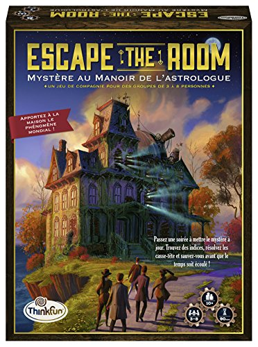 Le jeu pour enfant Escape The Room