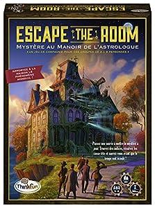 Ravensburger-Juego-Escape The Room Myst Manoir, 76315