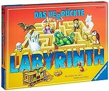 Ravensburger 26446 - Gioco da Tavolo Labyrinth [Lingua Tedesca]