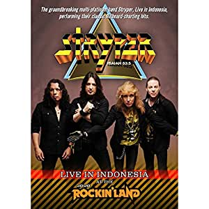 Stryper - Live At Java Rockin' Land [UK Import]