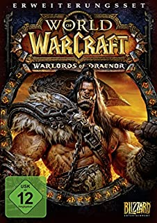 World of Warcraft: Warlords of Draenor (Add - On) - [PC/Mac] (B00JEA86B2) | Amazon price tracker / tracking, Amazon price history charts, Amazon price watches, Amazon price drop alerts