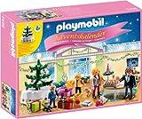 Playmobil 5496 - Adventskalender Weihnachtsabend mit beleuchtetem Baum