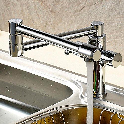 Yttx rubinetteria da cucina antico europeo rame - Rubinetto cucina pieghevole ...