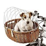 Cestino per bicicletta per cani e animali Heavy gauge Wire guarantee your Pet di sicurezza in grado di trasportare fino a 12kg 52x 38x 39cm (L x W x H)