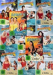 BAYWATCH - Die komplette TV-Serie STAFFEL 1+2+3+4+5+6+7+8