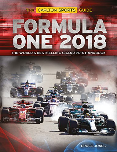 The Carlton Sports Guide Formula One 2018