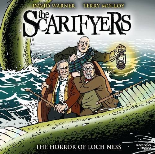 Price comparison product image The Scarifyers: The Horror of Loch Ness