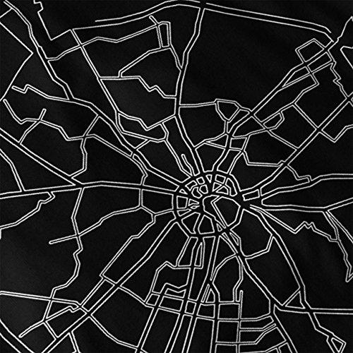 Russie Ville Moscou Vieux Ville Femme NOUVEAU Noir S-2XL Débardeur | Wellcoda Noir