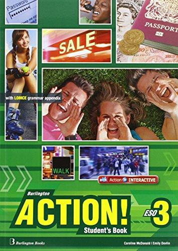 Action 3 ESO: studentŽs book