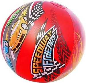 BESTWAY - Ballon de plage CARS Disney 51cm