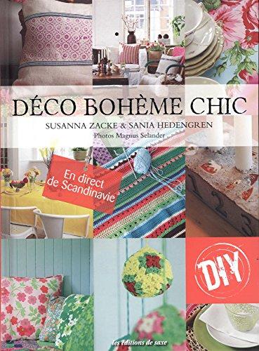 Dco bohme chic : En direct de Scandinavie