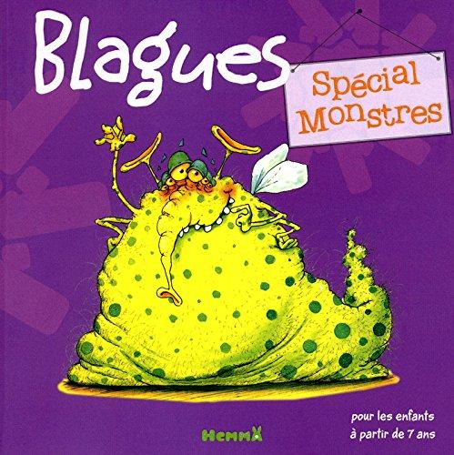 Blagues - Spécial monstres