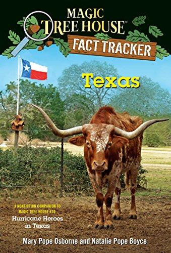 Texas: A nonfiction companion to Magic Tree House #30: Hurricane Heroes in Texas (Magic Tree House (R) Fact Tracker Book 39) Epub Descarga gratuita
