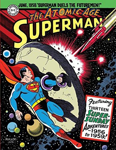 Age Sundays Volume 3 (1956-1959) (Superman Atomic Age Sundays, Band 3) (Adult Superman Cape)