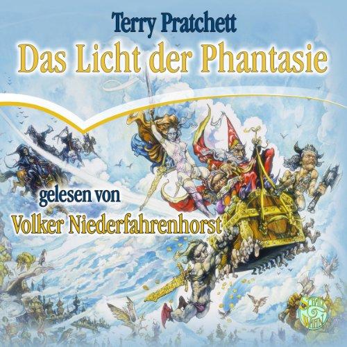 Buchseite und Rezensionen zu 'Das Licht der Phantasie: Ein Scheibenwelt-Roman' von Terry Pratchett