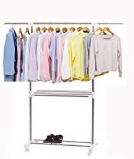 Blossoms Portable Multifunctional Clothes Drying Rack